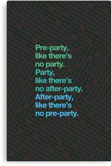 Party rules by s2ray