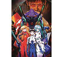 Neon Genesis Evangelion Photographic Print