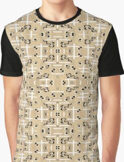 Art Deco 50 Pattern Graphic T-Shirt