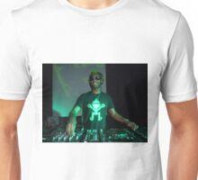 Green Velvet live Unisex T-Shirt