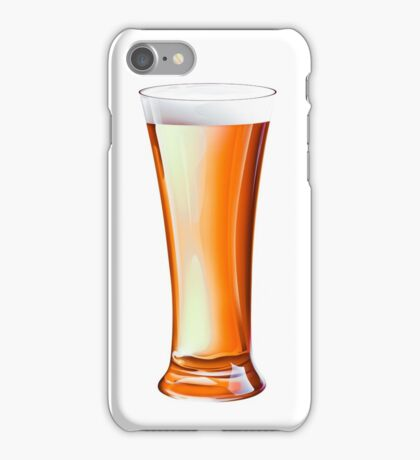 Glass Beer iPhone Case/Skin