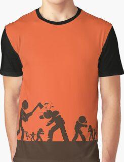 Zombie - Survival Graphic T-Shirt