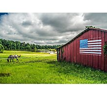American View Photographic Print