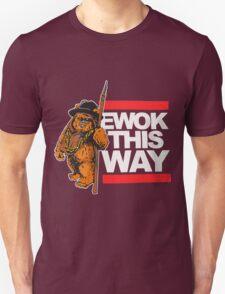 Ewok This Way T-Shirt
