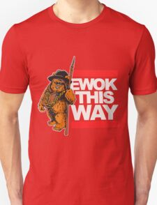 Ewok This Way T-Shirt