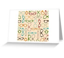 Be the Specs Greeting Card