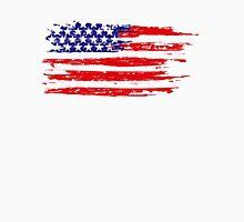 american flag art Unisex T-Shirt