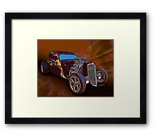 Street Rod - What is a Street Rod? Framed Print
