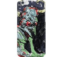The Demon  iPhone Case/Skin