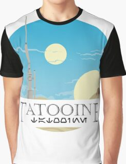 Tatooine Graphic T-Shirt