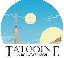 Tatooine by BaronNobody