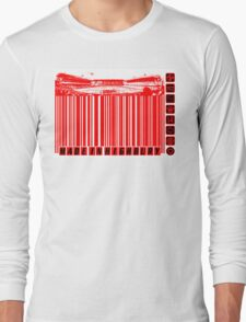 BARCODED IN HIGHBURY Long Sleeve T-Shirt