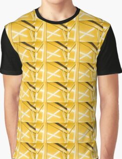 Golden Notes Graphic T-Shirt