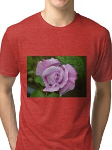 The Rose, Blue Moon Tri-blend T-Shirt