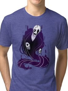 Undertale: Gaster Tri-blend T-Shirt