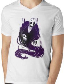 Undertale: Gaster Mens V-Neck T-Shirt