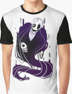 Undertale: Gaster Graphic T-Shirt