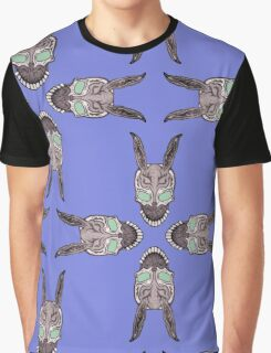 Frank Pattern (Donnie Darko) Graphic T-Shirt