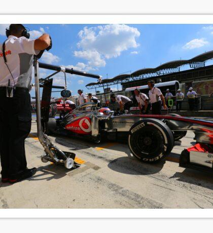 Formula 1 Sticker