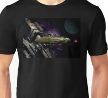 Space Battle Cruiser  Unisex T-Shirt