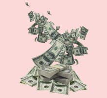 Money, Money, Money  One Piece - Long Sleeve