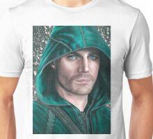 Stephen Amell as Arrow Unisex T-Shirt