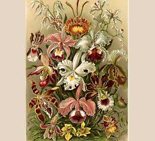 Orchids - Vintage Science Illustration  Unisex T-Shirt