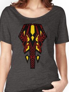 Sphinx Red Women's Relaxed Fit T-Shirt
