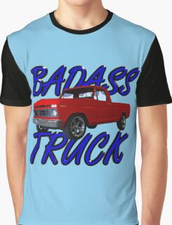 Bad Truck Graphic T-Shirt