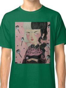 Skully-pop  Classic T-Shirt