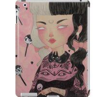 Skully-pop  iPad Case/Skin