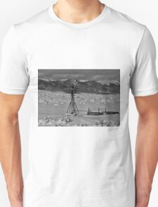 Winter Windmill Unisex T-Shirt