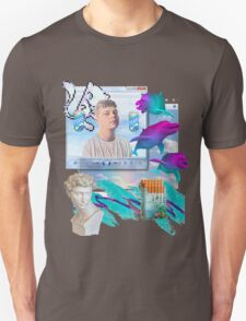 Air World Vaporwave Aesthetics T-Shirt