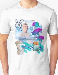 Air World Vaporwave Aesthetics T-Shirt