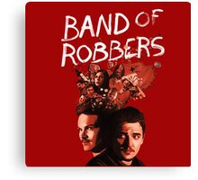 Band Of Robbers The Movie 2016 Canvas Print