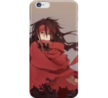 Vincent Final fantasy  iPhone Case/Skin