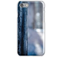 The Blurred Forest iPhone Case/Skin