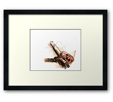 still born Framed Print