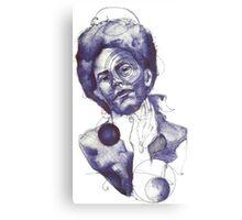 Artist Portrait Series Canvas Print