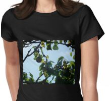 The Partridge Has Flown.. Womens Fitted T-Shirt