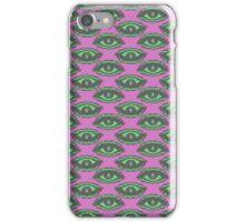Eye Modèle iPhone Case/Skin