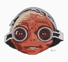 Maz Kanata One Piece - Short Sleeve