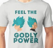 Feel the Godly Power Unisex T-Shirt