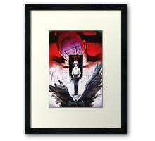 Evangelion Framed Print