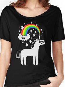 Cool Unicorn Women's Relaxed Fit T-Shirt