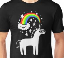 Cool Unicorn Unisex T-Shirt