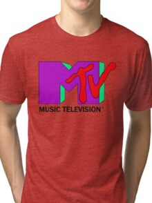 MTV Tri-blend T-Shirt
