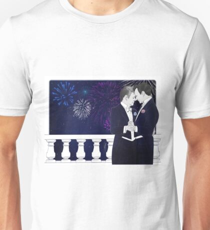 Mystrade - But Always You (without font) Unisex T-Shirt