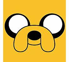 Jake Adventure Time  Photographic Print