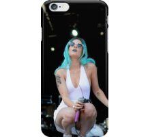 Halsey Squatting iPhone Case/Skin